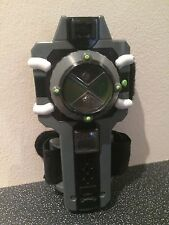 Ben 10 Omnitrix Counter Punch Con Luces Y Sonidos Bandai De Trabajo