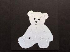Britannia cutting dies Teddy Bear  (182)