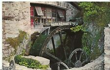 Devon Postcard - Water Wheel - Cockington   A5540