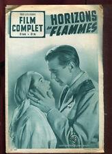 FILM COMPLET N°309: GARY COOPER. JANE WYATT: HORIZONS EN FLAMMES. 1952.