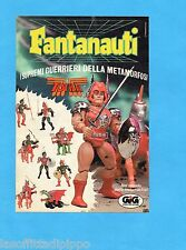 TOP985-PUBBLICITA'/ADVERTISING-1985- GIG - FANTANAUTI TOTILA