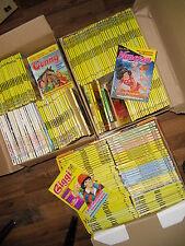 Conny Biggi Vanessa Wendy Lissy Trixi Taschenbuch Auswahl Comics Romane aus ü 50