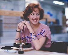 """Signed Original Color Photo of Molly Ringwald of """"The Breakfast Club"""""""
