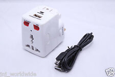 Motion Detect AC Adapter Plug Charger Hidden Spy Camera Video DVR LISTENING BUG