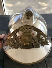 High Quality French Brigade Firefighters Helmet