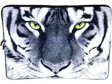"""Waterproof Laptop Netbook Sleeve Pouch Bag for 15""""-15.6"""" HP Dell MacBook Tiger"""