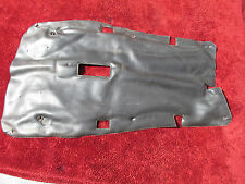 OEM Alfa Romeo 105 series Bertone GT Junior Vinyl Transmission Hump Rear Cover