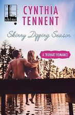 Skinny Dipping Season by Cynthia Tennent (2016, Paperback)