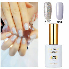 2 PIECES RS 053_289 Gel Nail Polish UV LED Varnish Soak Off 0.5oz New Stock