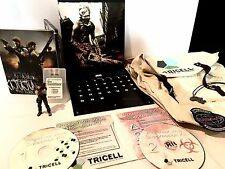 Resident Evil 5 Limited Edition •&• PROGENITOR VIRUS DETECTION KIT •&• MORE