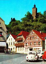 Bad Berneck im Fichtelgebirge , ungel. Ans.Karte