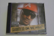 SHAWTY LO - I´M DA MAN 2 US-CD 2008 (Gucci Mane Kool Ace Big Face Fabolous)
