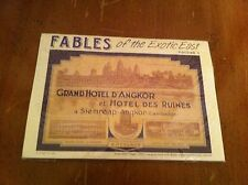 special postcard set Fables Of The Exotic East Hotel Le Royal Grand D'Angkor NEW