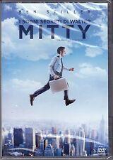 Dvd **I SOGNI SEGRETI DI WALTER MITTY** con Ben Stiller nuovo 2013