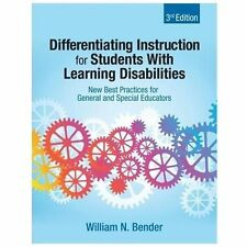 Differentiating Instruction for Students with Learning Disabilities : New...