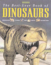Michael Benton The Best Ever Book of Dinosaurs (Best Book of) Very Good Book