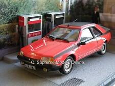 RENAULT FUEGO CAR MODEL 1/43RD SCALE 2 DOOR 1980'S CLASSIC PACKED TYPE Y0675J^*^