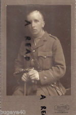 WW1 Officer Royal Scots Edinburgh photographer