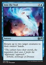 MTG Magic M15 - (4x) Into the Void/Vers le néant, English/VO