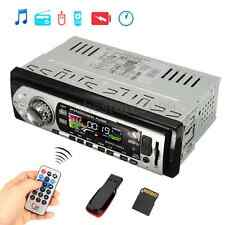 Car Auto Stereo Audio In-Dash Aux Input Receiver SD USB MP3 FM Radio Player AV