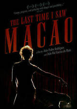 The Last Time I Saw Macao, New DVDs