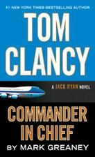 Jack Ryan: Tom Clancy Commander-in-Chief by Mark Greaney (2015, Hardcover,...
