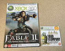 Official Xbox 360 Magazine Issue 36- August 2008- Fable 2 Cover- With Demo