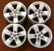 "DODGE RAM Durango Dakota 1500 Factory 17"" 2016 Wheels Stock OEM  Rims 2448 5x5.5"