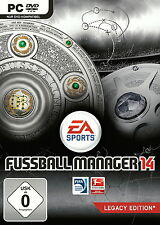 Fußball Manager 14 - Legacy Edition PC