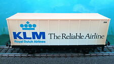 Marklin HO - KLM Airways Logo Box Car (From Airlines Set 4400F)