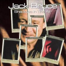 Shadows in the Air by Jack Bruce (CD + DVD, Nov-2004)   ***NEW***