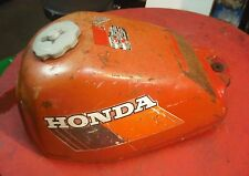 1980s Honda ATC  BIG RED tank