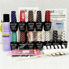 OPI GELCOLOR THE ICONS KIT Intro Basic Starter Gel Set -Pick 10 Colors+Base+Top+
