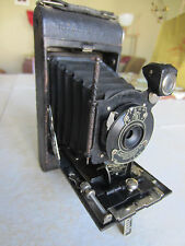 VINTAGE KODAK Folding Pocket Bellows Camera  Autographic No 1 w Stylus