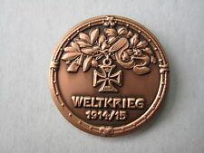 Pin Guerra mondiale 1914/1915 EK1 Croce Di Ferro Foglie di quercia WWII WK2 WK1