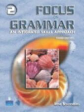 Focus on Grammar 2 (3rd Edition), Schoenberg, Irene E., Acceptable Book