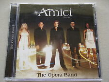 AMICI FOREVER - THE OPERA BAND CD