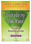 New 2 DVD Everything You Want Law of Attraction Hicks