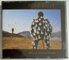 PINK FLOYD - DELICATE SOUND OF THUNDER - 2 CD - FATBOX Sigillato