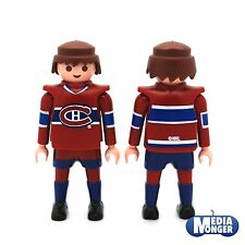 playmobil® Grundfigur: Eishockey NHL® Montreal Canadiens Fan Figur RAR
