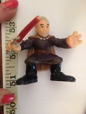 used  rare Star wars figure darkside count dooku  hasbro galactic heroes 2004
