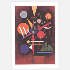 Equilibrium by Wassily Kandinsky