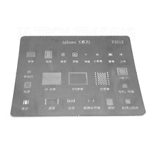 LATEST IPHONE 5 BGA REWORK REBALLING STENCIL TEMPLATE FOR IC REPAIR n2