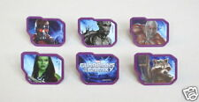 12 Guardians of the Galaxy Cup Cake Rings Topper Party Goody Bag Favor Supply