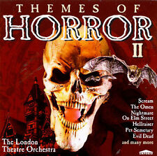THEMES OF HORROR 2 by London Theatre Orchestra: SCARY MUSIC FOR HALLOWEEN NIGHT!