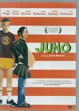 DVD ZONE 2--JUNO--REITMAN/PAGE/CERA/GARNER/BATEMAN/JANNEY/SIMMONS