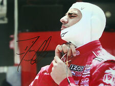 Dario Franchitti SIGNED Chip Ganassi Racing Portrait ,  2013 Indycar Season