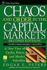 Chaos and Order in the Capital Markets : A New View of Cycles, Prices, and...