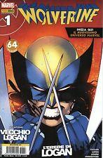 Fumetto.Wolverine 327.1.L'erede di Logan.Marvel-Panini Comics
