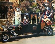 The Munsters Fantastic Hot Rod 10x8 Photo
